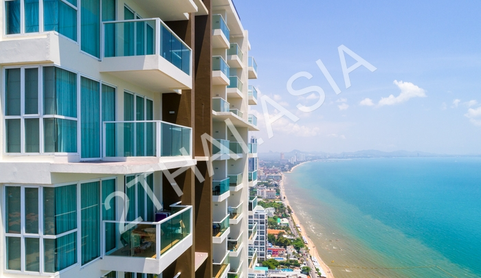 Cetus Beachfront, Pattaya, Jomtien - photo, price, location map