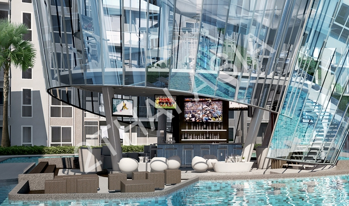 City Center Residence, Pattaya, Central Pattaya - photo, price, location map