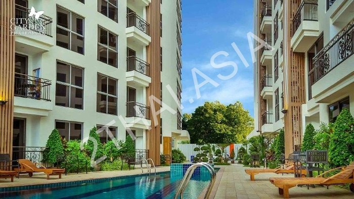 City Garden Pratumnak, Pattaya, Pratumnak - photo, price, location map
