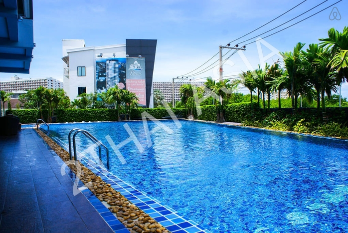Dusit Grand Condo View, Pattaya, Jomtien - photo, price, location map