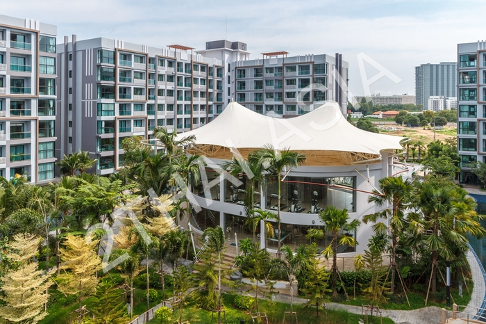 Dusit Grand Park Pattaya, Pattaya, Jomtien - photo, price, location map