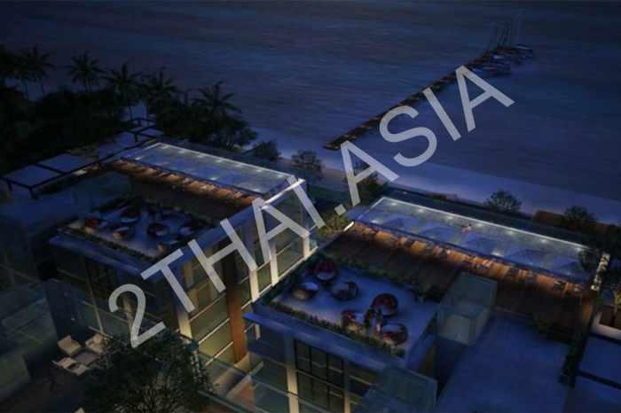 Modus Beachfront, Pattaya, North Pattaya - photo, price, location map