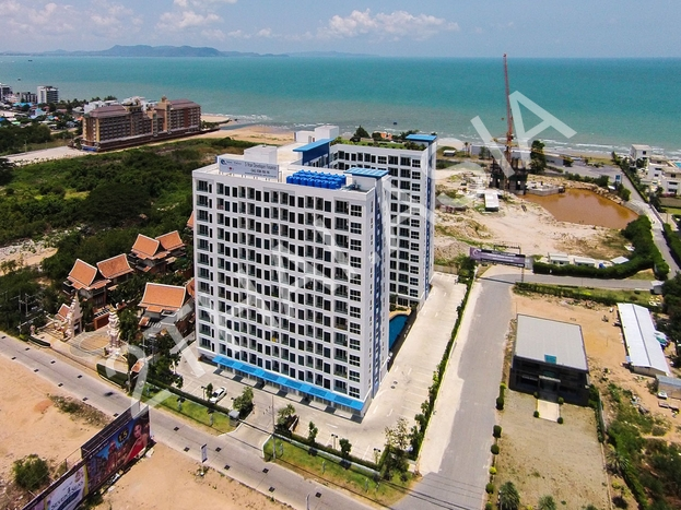Nam Talay Condominium, Pattaya, Na-Jomtien - photo, price, location map