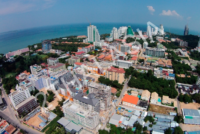 New Nordic Suites, Pattaya, Pratumnak - photo, price, location map