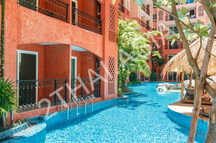 Seven Seas Jomtien, Pattaya, Jomtien - photo, price, location map