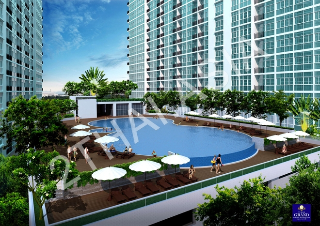 The Grand AD Jomtien Beach Pattaya, Pattaya, Jomtien - photo, price, location map