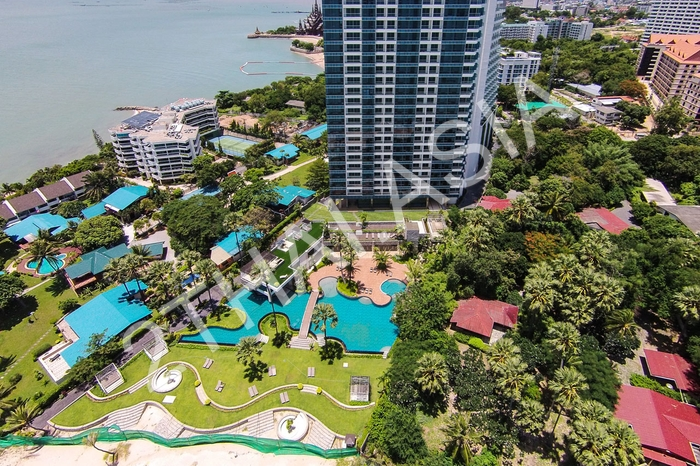 The Palm Wongamat, Pattaya, North Pattaya - photo, price, location map