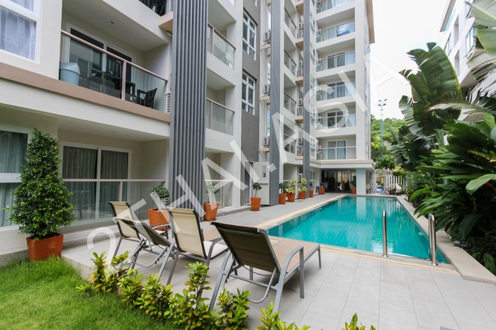 The Place Pratumnak, Pattaya, Pratumnak - photo, price, location map