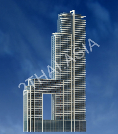Waterfront Suites & Residences, Pattaya, Central Pattaya - photo, price, location map
