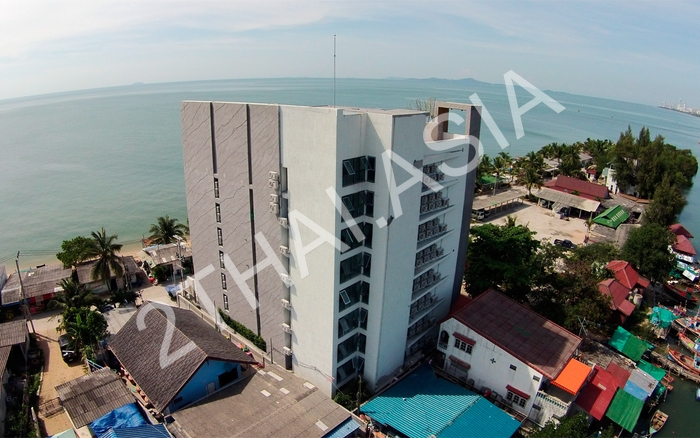 Waters Edge, Pattaya, Na-Jomtien - photo, price, location map