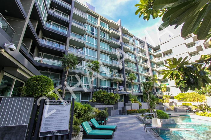 Apus Condominium, Pattaya, Central Pattaya - photo, price, location map