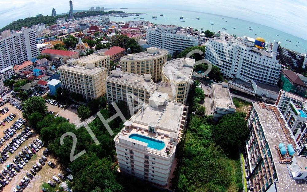Buy Resale Condo City Garden Pattaya In Pattaya - Central ...