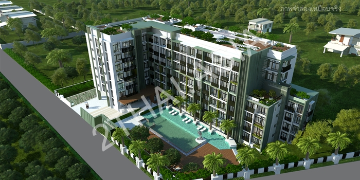 Usmart-Condo, Pattaya, Pratumnak - photo, price, location map
