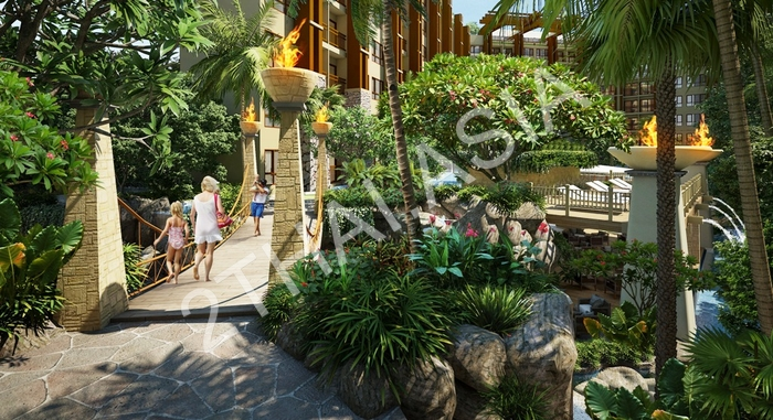 Savanna Sands Condo, Pattaya, Jomtien - photo, price, location map