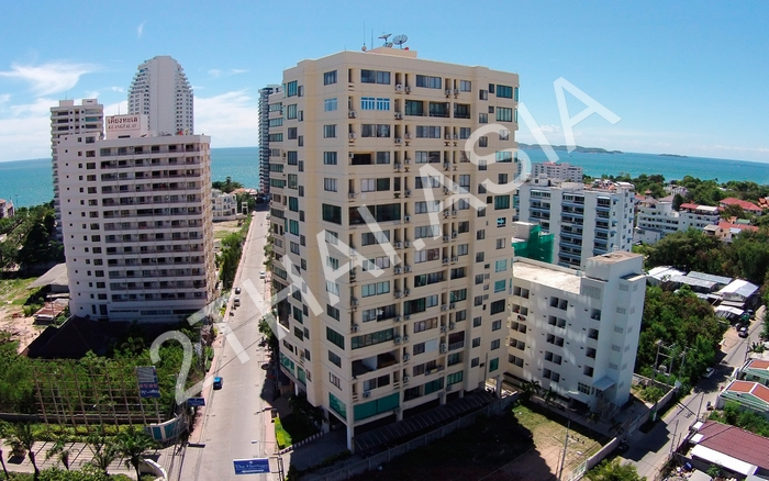 Thepthip Mansion Condo, Pattaya, Pratumnak - photo, price, location map