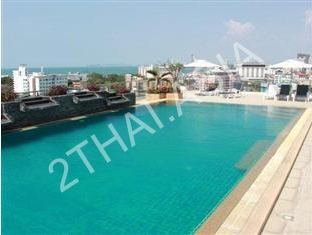 Hyde Park Residence 1, Pattaya, Pratumnak - photo, price, location map