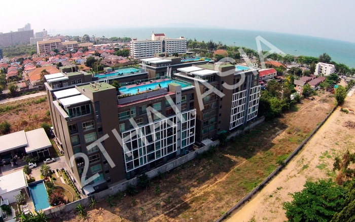 The Gallery Condo , Pattaya, Jomtien - photo, price, location map