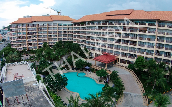 Royal Hill Resort, Pattaya, Pratumnak - photo, price, location map