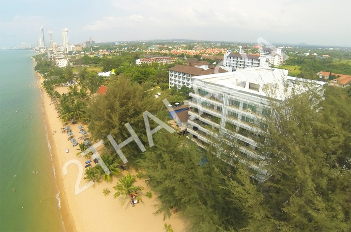 Pine Shore Condominium, Pattaya, Na-Jomtien - photo, price, location map