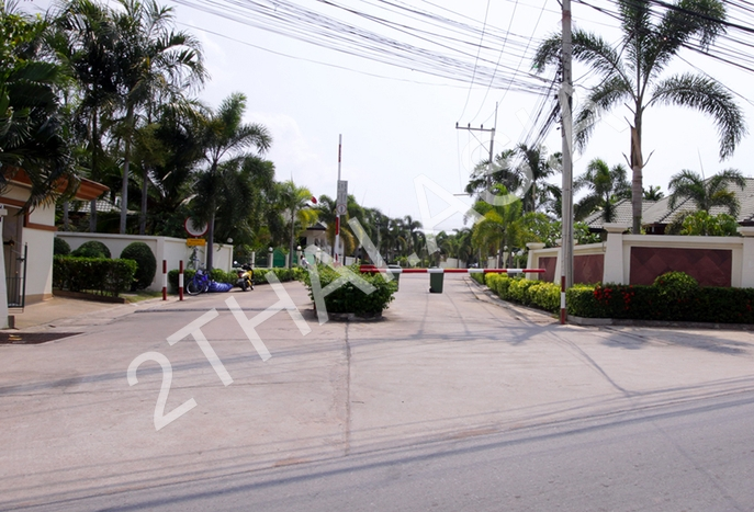 Green Field Villas 2, Pattaya, East Pattaya - photo, price, location map