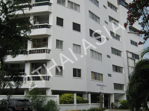 Ruamchok Condoview 2, Pattaya, Pratumnak - photo, price, location map