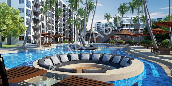 Arcadia Beach Resort Pattaya, Pattaya, South Pattaya - photo, price, location map