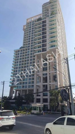City Garden Tower, Pattaya, Central Pattaya - photo, price, location map
