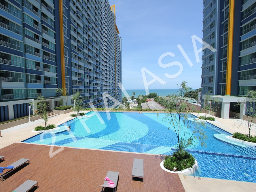 Buy Resale Condo Lumpini Park Beach Jomtien In Pattaya