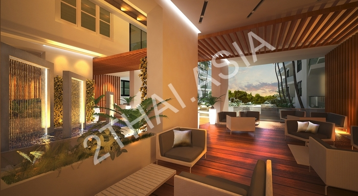 Imperial Twins Residence, Pattaya, Pratumnak - photo, price, location map