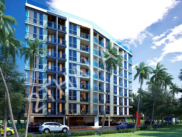 Arcadia Beach Residence Naklua, Pattaya, North Pattaya - photo, price, location map