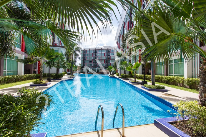 CC Condominium 1, Pattaya, East Pattaya - photo, price, location map
