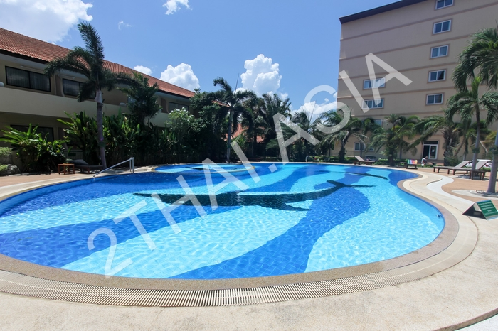 View Talay Residence 1, Pattaya, Jomtien - photo, price, location map