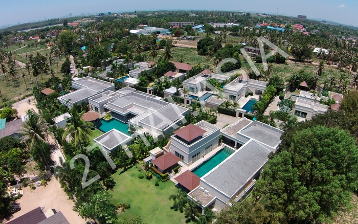 The Vineyard La Residence, Pattaya, East Pattaya - photo, price, location map