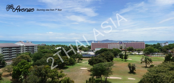 The Fifth Avenue, Pattaya, Pratumnak - photo, price, location map