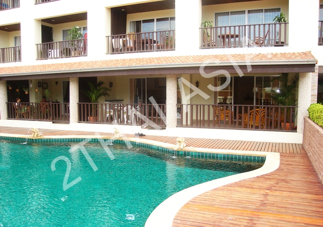 Katalina Residence, Pattaya, Jomtien - photo, price, location map