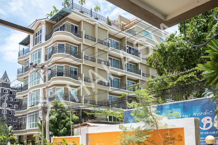 Siam Oriental Condominium, Pattaya, Pratumnak - photo, price, location map