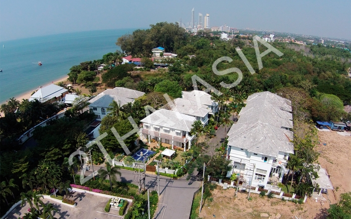 Baan Dhewaran, Pattaya, Na-Jomtien - photo, price, location map