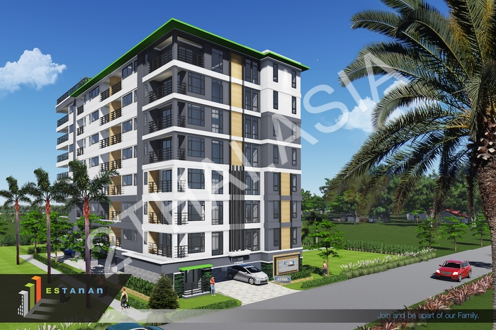 Estanan Condo, Pattaya, Pratumnak - photo, price, location map