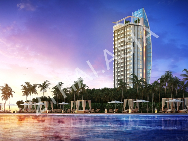 Elysium Residences, Pattaya, Pratumnak - photo, price, location map