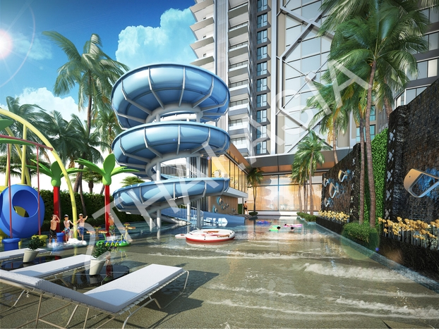 Diamond Tower Pattaya, Pattaya, Pratumnak - photo, price, location map