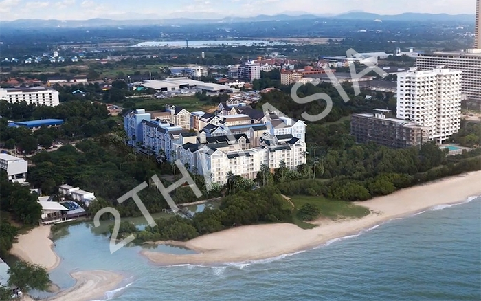 Grand Florida Condo Resort, Pattaya, South Pattaya - photo, price, location map