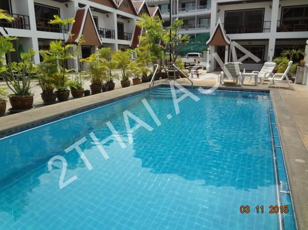 Corrib Village, Pattaya, Pratumnak - photo, price, location map